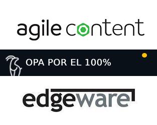 agile content opa sobre edgeware