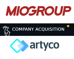 MioGroup acquires artyco