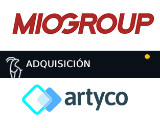 MioGroup adquiere artyco