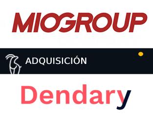 MIOGROUP compra Dendary
